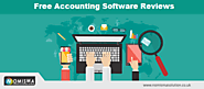 Free Accounting Software Reviews - Nomisma Solution
