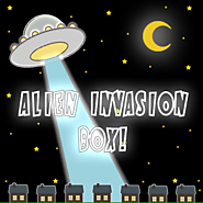 Box No. 8 ~ Alien Invasion