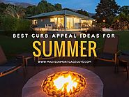 Curb Appeal Ideas For Summer