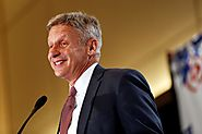 Gary Johnson Feels the Love in Cleveland [Time Magazine]