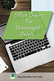 Office Chairs For Big People
