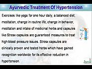 High Blood Pressure Treatment In Ayurveda