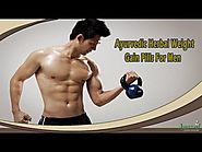Ayurvedic Herbal Weight Gain Capsules Pills For Men