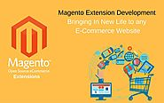 Magento extension development bringing in new life to any e-commerce website