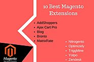 10 Best and Most Essential Magento Extensions