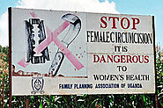 Filecampaign Road Sign Against Female Genital Mutilation Cropped 2jpg