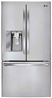 LG LFXS29626S | LG 29 cu.ft. French Door Refrigerator