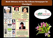Website at http://blog.myadvtcorner.com/advertising/book-the-tribune-obituary-display-ads-to-make-death-announcements/