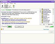 Yahoo Chat rooms