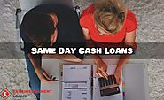Same Day Cash Loans- Quick Source of Finance to Deal Unpredicted Expenses