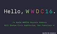 WWDC 2016 and the Important Announcements from Apple