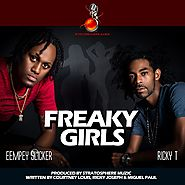 Ricky T & Eempey Slicker - Freaky Girls (Official Music Video)