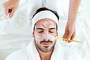 Too manly for a facial? - Gomalon Blog