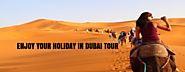 Take a Glance at Eye-Captivating Sights of Dubai tour packages