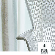 The Pure Concept Main Curtains