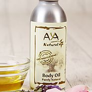 Aya Natural Body Oil