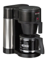BUNN NHBB Velocity Brew 10-Cup Home Coffee Brewer, Black