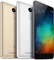 Online Shop Redmi Note 3 Online | Today Offers at poorvikamobile.com