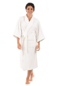 Women's Terry Cloth Bathrobe Robe (Ecovaganza); An Eco Friendly Gift of Luxury