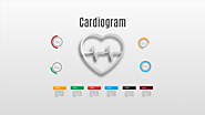 Prezi template cardiogram medical presentation