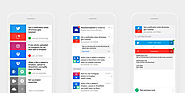 Microsoft brings its IFTTT rival to iOS