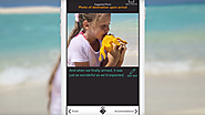 Storyboard helps you turn mobile photos into digital stories and books