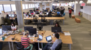 Reinforcing a Culture of Employee Engagement through Dynamic Office Space Design