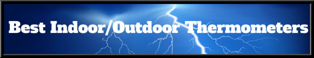 Headline for Wireless Indoor Outdoor Thermometer Ratings