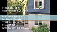 West Hollywood Property Management - 972 Larrabee St. #118, West Hollywood, CA 90067