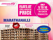 Apartments in Bangalore - Pre-Launch Price Flats in Marathahalli
