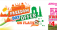 Offers on New Booking Flat - DreamzInfra Apartments