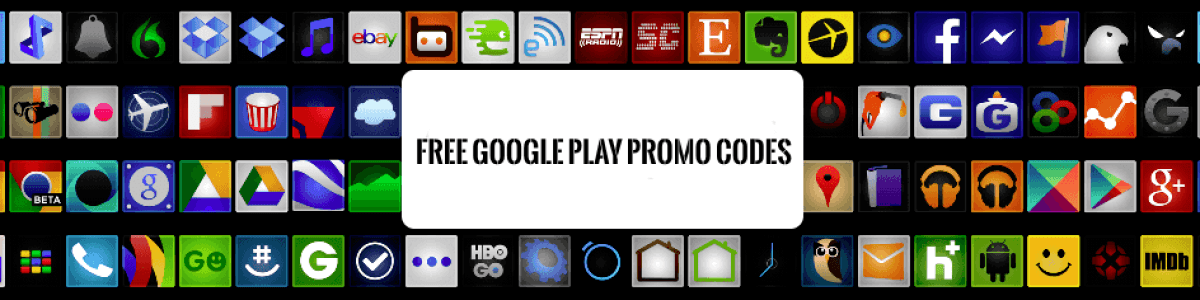 Headline for Free Google Play Promo Codes 2021 (updated daily)