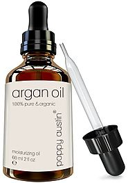 Poppy Austin 100% Pure Argan Oil for Hair & Skin
