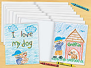 Blank Softcover Book - Set of 10 at Lakeshore Learning