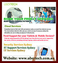 IT Support Services Sydney