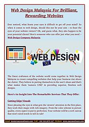 An Insight Into The Remarkable Services | Web Design Company
