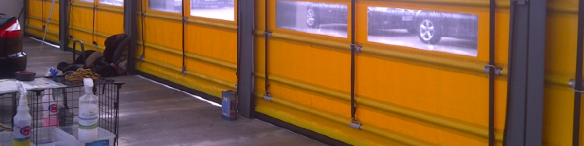 Headline for How to choose the right Industrial Door