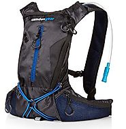 "Hydration Pack with 1.5 L Backpack Water Bladder. Fits Men and Women with Chest Sizes 27"" - 50"". Great for Hiking - R..."