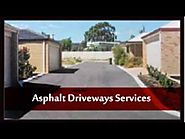 Amalgamated Asphalt Road repair and Asphalt Driveway Perth