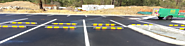 Asphalt road repair Perth