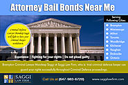 Attorney Bail Bonds Near Me