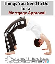 Things You Need to Do for a Mortgage Approval