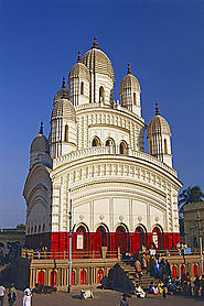 The Temple of Dakshineswar, Calcutta