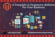 A Complete eCommerce Solutions For Your Business