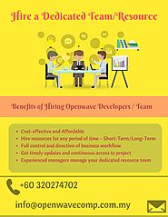 Hire Dedicated Team or Resource