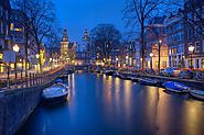 Amsterdam, The Netherlands - ranked #3