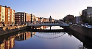 Dublin, Ireland - ranked #1