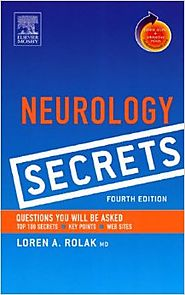 Neurology Secrets: With STUDENT CONSULT Online Access Paperback – 3 Dec 2004