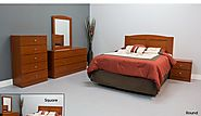Milano - Bedroom Furniture Sets