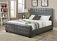 Tanner Bed - Bedroom Furniture Sets